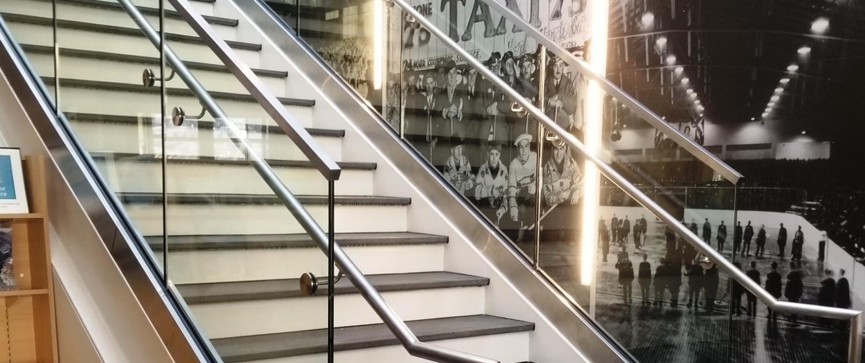 Glass railing 300x169 Kelowna OK Deck Doctor